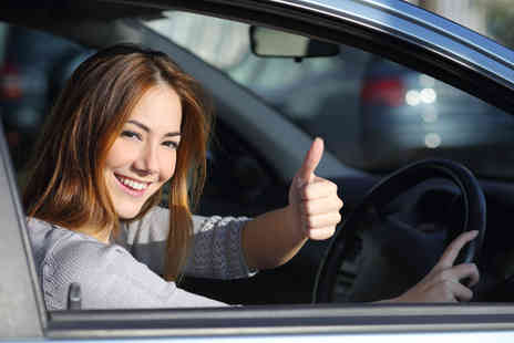 A J H School Of Motoring -  60 minute driving lessons  - Save 82%