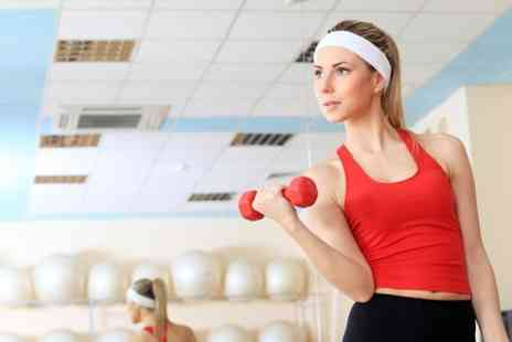 Curves - One Month Ladies Only Gym Membership With Unlimited Classes - Save 60%