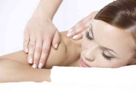 Amour de Meres - Facial and Full Back Massage - Save 73%