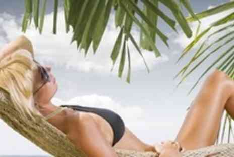 Aquarius Hair & Beauty Salon - One Full Body Spray Tans - Save 55%