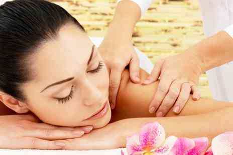 Katsu Iyashi Treatment - 30 minute nerve manipulation massage consultation & pre treatment exam - Save 60%