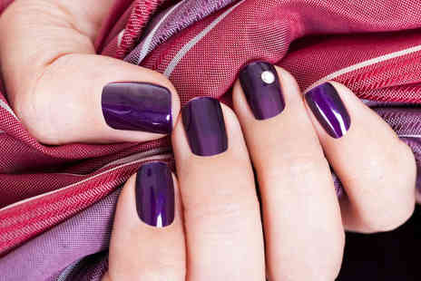 Aspire Hair & Beauty - CND Vinylux Nail Treatment on Fingers and Toes - Save 56%