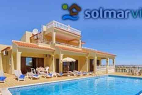 Solmar Villas - Seven Night Stay At Choice of Six Destinations For Up to Eight - Save 71%