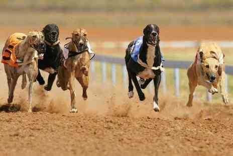 Doncaster Greyhound - Night at the greyhound races with meal and drink - Save 66%