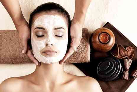 Addiction Beauty Salon - Luxury Facial With Back Neck and Shoulder Massage - Save 47%