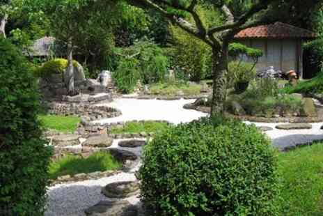Pure Land Meditation Centre - Entry to Pure Land Japanese Garden For Two Adults - Save 43%