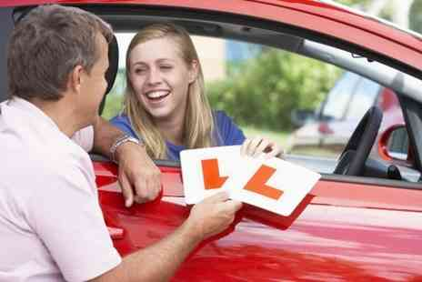 Mark Bradys School Of Motoring - Three hour Driving Lessons - Save 68%