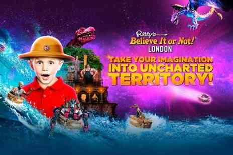 Ripleys Believe It or Not - Entry to Ripleys Believe It or Not - Save 40%