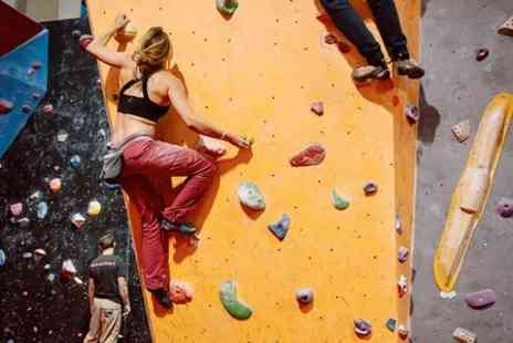 Climb North East - Full Day Bouldering Session With Induction For One - Save 59%