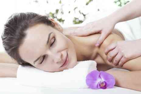 Garden spa - Oxygen Facial With Back and Shoulder Massage  - Save 50%