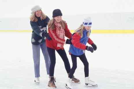 Solihull Ice Rink - Ice Skating For Two  - Save 56%