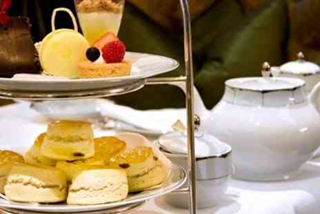 Best Western Ivy Hill Hotel - Afternoon Tea & Bubbly with Live Music for 2 - Save 43%