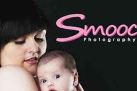 Smooch Photography - One Hour Group Photo Shoot With Prints - Save 92%