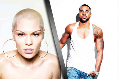 AEG Live - Two  tickets to blinkbox music North East Live ft. Jessie J, Jason Derulo - Save 50%