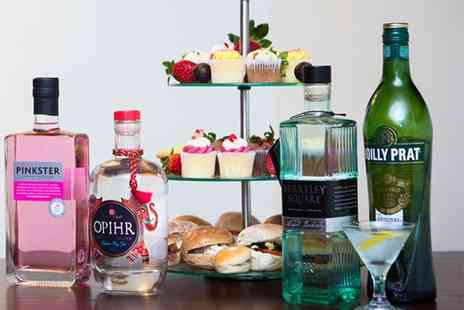 Drinking Classes - Gin tasting class and afternoon tea  - Save 61%