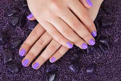 Bea Beautiful - Geleration nails with a mini manicure & pedicure - Save 50%