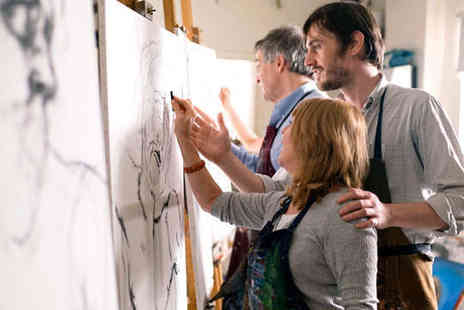 Draw - One Tutored Life Drawing Classes - Save 50%