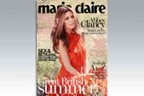 IPC Media - 12 Month Subscription to Marie Claire Magazine - Save 7%