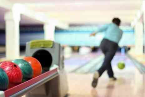 Rotherham Superbowl - Bowling and Hot Dogs For Two  - Save 50%