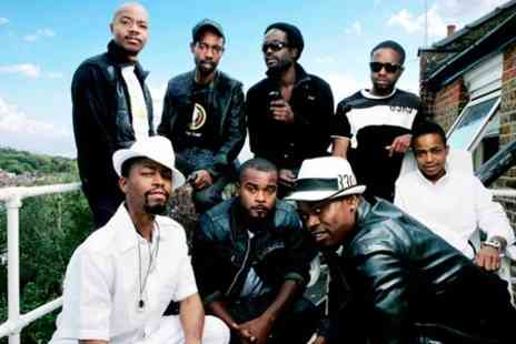 Eventim - Ticket  to  Hypnotic Brass Ensemble  - Save 37%