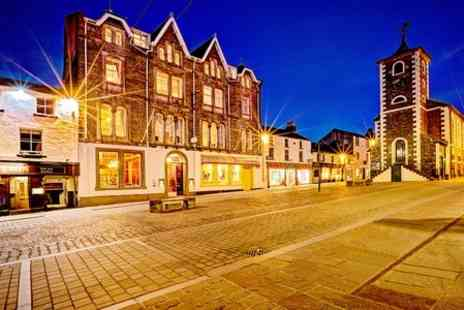 The Queens Hotel - One Night Stay For Two Plus Dinner in Lake District  - Save 37%