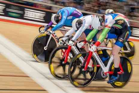 Manchester Keirin 2014 - Tickets to Keirin Cycling Race - Save 47%