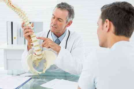 Burton Physiotherapy Centre - Initial physiotherapy consultation - Save 50%