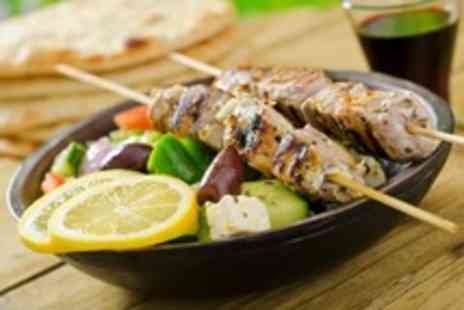 Kosmos Taverna - Greek food voucher for two people - Save 60%