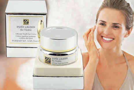 NiftySpot - Estee Lauder Re Nutriv Ultimate Youth Eye Creme - Save 33%
