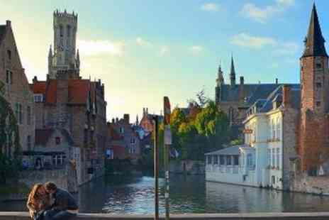 Hotel Olympia Brugge - Two nights Stay in Bruges with breakfast - Save 50%