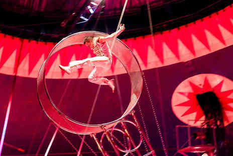 Continental Circus Berlin - Grandstand ticket to The Continental Circus Berlin - save up to 52% - Save 52%