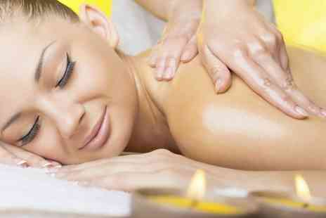 The Park Royal Hotel - Spa Experience With Treatment and Drinks For Two - Save 50%