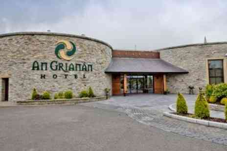 An Grianan Hotel - One Night Stay For Two With Celtic Feast  in Co. Donegal - Save 11%