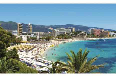 Blue sea Majorca Deal - Four nights stay in Majorca for two with breakfast - Save 49%