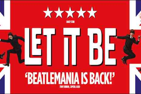 Let It Be - Join the Fab Four for in an unforgettable West End musical experience - Save 40%