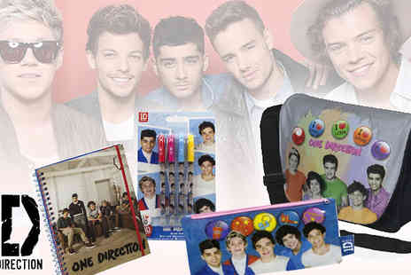 Trading Post -  Official One Direction Bundle - Save 50%