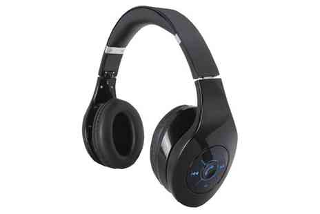 Pick it - IQ Sound Bluetooth Headphones - Save 72%