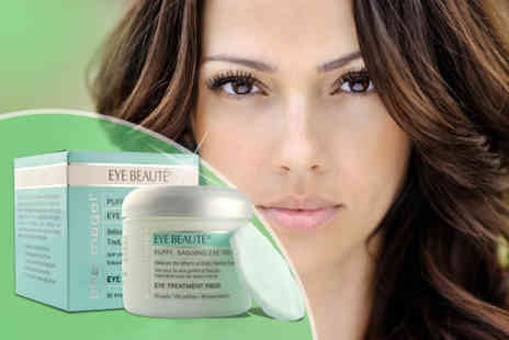Pharmagel - 60 Eye Beaute eye treatment pads - Save 66%