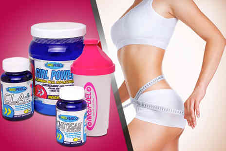 NRG Fuel - Four piece summer fitness bundle - Save 56%
