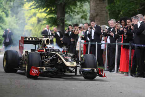 GP Events - Drivers Club ticket to Race Week London  - Save 52%