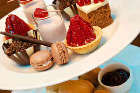 Lounge 43 - Afternoon Tea for Two - Save 49%