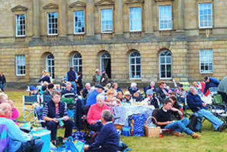 Wentworth Castle Gardens - Tickets to Sheffield City Opera Picnic Concert for Two - Save 58%