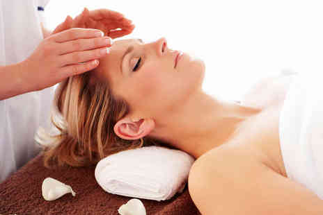 Blue Frog Therapies - Half Hour Reiki Treatment or Ayurvedic Head Massage - Save 50%
