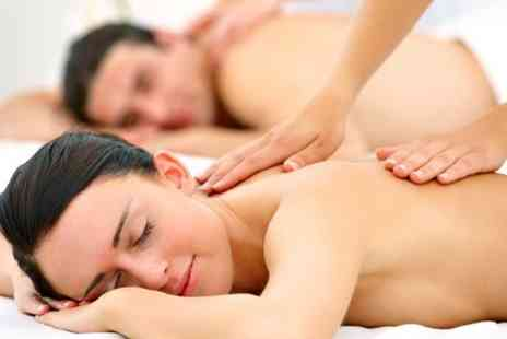 Colorseum - Full Body and Indian Head Massage For One - Save 56%