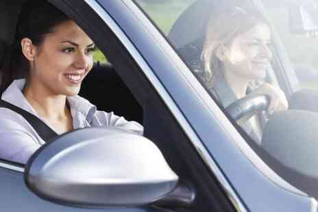 In the Right Lane - Four Hours Driving Lessons - Save 79%