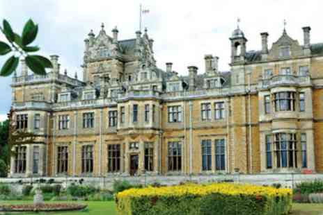 Thoresby Hall Hotel - Three Night luxury mini break for two  - Save 37%