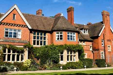 Cantley House Hotel - Afternoon Tea and Bubbly for 2 - Save 49%