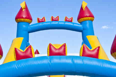Manic Bounce - Four Hour Bouncy Castle Hire - Save 50%