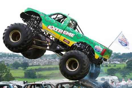Extreme Torque Show - Entry to Extreme Torque Show With Brochure - Save 50%