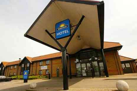 Days Inn Stevenage North - One Night stay For Two - Save 51%